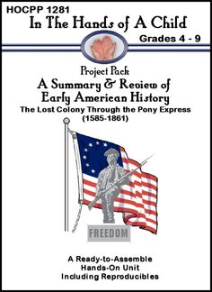 (Free 2.6.2013 ONLY. Pin today, Gone tomorrow so grab it.) Revisit some of the most important events in early American history with A Summary & Review of 1585 -1861 Note Pack!