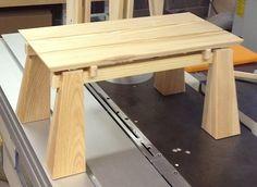 Outdoor Garden Side Table Handcrafted – No. 517 :: Carolina ...