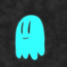 hee hee. A  ghost with motion sickness.