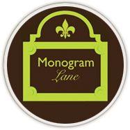 great monogram styles