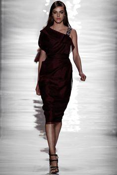 Reem Acra Spring 2015 Ready-to-Wear Fashion Show