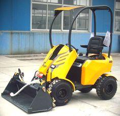 mini skid steer loader LT200