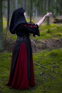 cosplay, beatiful medieval dress