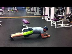 ▶ Roman Fitness Systems Rocking Plank.MOV - YouTube