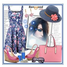 """Banggood 3"" by tanja133 ❤ liked on Polyvore featuring Giorgio Armani, BangGood and fashionset"