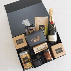 We create seriously delicious online chocolate gift boxes and hampers with premium all natural ingredients, for special events and corporate gifting. Corporate Christmas Gifts, Corporate Gifts, Chocolate Gift Boxes, Going Away Gifts, Gifts Australia, Realtor Gifts, Client Gifts, Gourmet Gifts, Gift Hampers