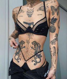 Red Ink Tattoos, Pin Up Tattoos, Makeup Tattoos, Dope Tattoos, Body Art Tattoos, Girl Tattoos, Small Tattoos, Sleeve Tattoos, Tattoos For Women