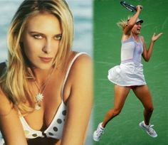 Funny Pictures, Jokes and Gifs / Animations: Maria Sharapova Oops Moments, Funny and Hot Pictur...