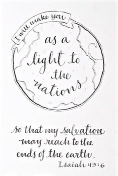 The world inside a lightbulb and the verse number is in the rings Bible Verses Quotes, Bible Scriptures, Scripture Art, Christian Life, Christian Quotes, We Are The World, Word Of God, Gods Love, Journaling