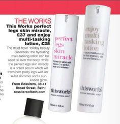 This Works essentials! - Bath Life's Editors Choice