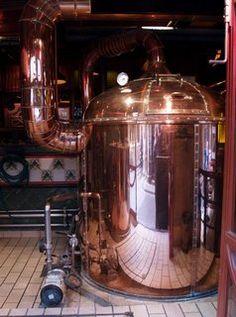 Fabrication de la bière