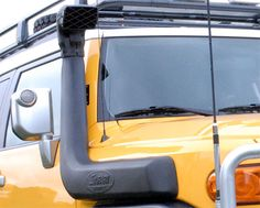 07-09 FJ Cruiser V6 ARB Safari Snorkel (Models without factory cyclone air intake) [SS410HF] - $460.65 : Pure FJ Cruiser Accessories, Parts and Accessories for your Toyota FJ Cruiser