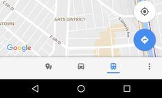 Google Maps s'offre une nouvelle barre d'options vraiment pratique - http://www.frandroid.com/android/applications/376874_google-maps-soffre-nouvelle-barre-doptions-vraiment-pratique  #ApplicationsAndroid, #GoogleApps