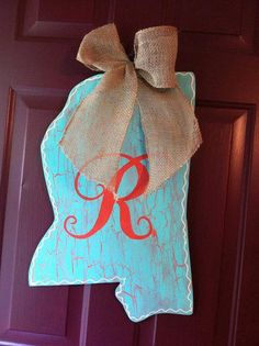 Hey, I found this really awesome Etsy listing at https://www.etsy.com/listing/190286555/mississippi-state-initial-door-hanger