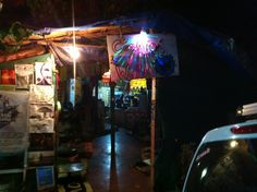 Cookie Walla cafe in Goa, India. www.nomad40.com