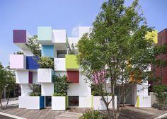 Banco Sugamo Shinkin - sucursal Nakaaoki / emmanuelle moureaux architecture + design