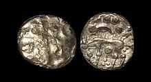 Celtic Iron Age Coins - Iceni - Norfolk Wolf Gold Stater