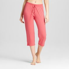7ad04e5f18 Sleep tight in these Women s Pajamas Total Comfort Crop Pants by Gilligan  and O Malley