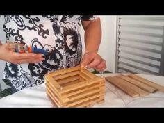 Cachepô para Orquídeas - YouTube