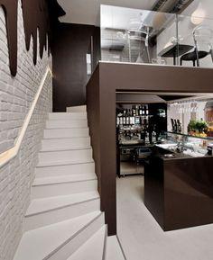 Chocolate Bar by Bro.Kat | Interior Decorating, Home Design, Room Ideas
