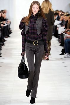 Ralph Lauren Fall 2010 Ready-to-Wear - Collection - Gallery - Style.com