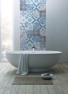 20 revêtements qu'on aime pour la salle de bains