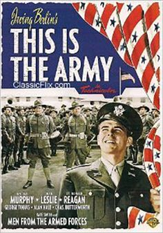 This Is the Army Warner Bros Restored - Best Version Available -- DVD -- The lively screen adaptation of Irving Berlin's 1942 patriotic Broadway hit musical that shines with abiding love for country. #WWII