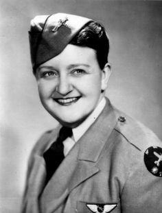 Lauretta Schimmoler was the first woman to establish and manage an airport. She also founded the Aerial Nurses Corps of America in 1936 - the forerunner of the USAF Flight Nurses Corps. During WWII, Lauretta served in the Women's Army Corps (WAC) where she served as a dispatcher at Travis Air Force Base. After the war, in 1946, she commanded an American Legion post – the first woman to do so.