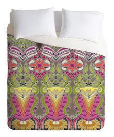Aphrodite's Garden Duvet Cover by DENY Designs on #zulily today!