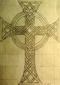 My Celtic Cross Design Thank you Terry
