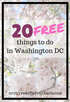One of the reasons I love Washington DC so much is that it's actually a super cheap place to visit. My friends and I spent one whole day in DC and only spent money on corn dogs and delicious New …