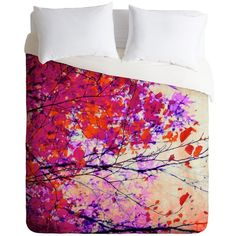 Mareike Boehmer autumn 5 y Duvet Cover ($145) ❤ liked on Polyvore featuring home, bed & bath, bedding and duvet covers