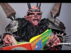 GWAR's Oderus Urungus Reads 'Goodnight Moon'