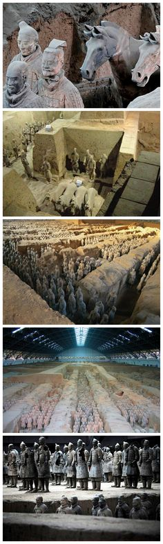 TRAVEL Terracotta Army * Shaanxi, China