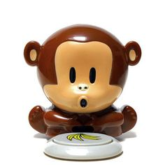 Monkey Nail Dryer by Disaster Designs | Little Moose | Cute bags, gifts, toys, jewellery and accessories from independent designers and famous brands