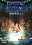 Race for the galaxy: alien artefacts