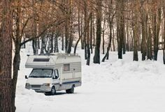 Cold Weather Camping Tips - Fix-My-RV