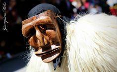 Sardegna. maschera tradizionale