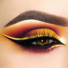 Tendência de Beleza: Esfumado Amarelo » Pausa para Feminices
