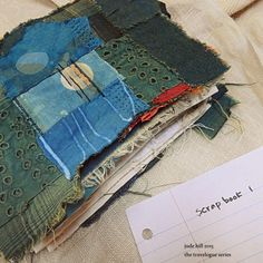 Reconsidering patchwork as a life