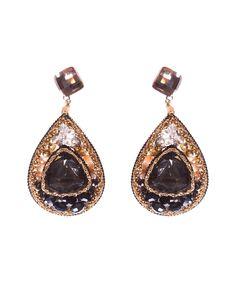 GEMMA SIMONE - NADINE EARRING, $38.00 (http://www.gemmasimone.com/nadine-earring/)