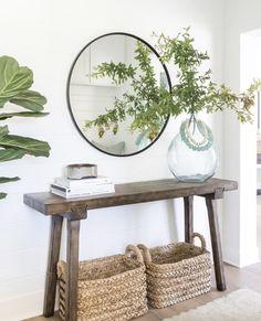 Boho Glam Home, Home Design, Interior Design, Interior Plants, Modern Design, Entry Way Design, Home Decor Inspiration, Decor Ideas, Decorating Ideas