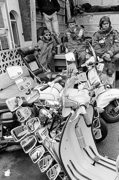 crocodilejock: 80s Mods