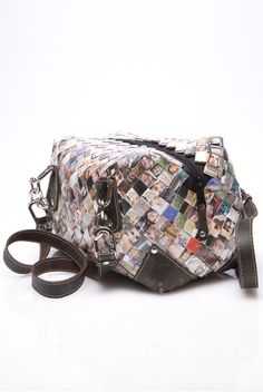 Candy Wrapper Handbag------------not bad price