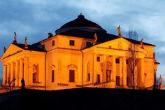 Villa Almerico Capra - la Rotonda in Vicenza, Veneto region, Italy