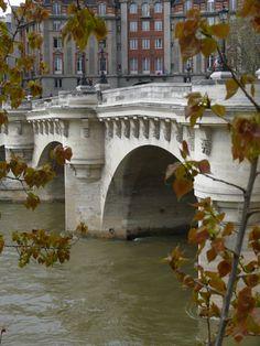 Pont Neuf, île de la cité, Paris IV