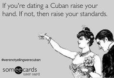 Date a Cuban ;-)