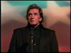 "Johnny Cash -doing his poem ""The Old Ragged Flag"" Really is wonderful to listen to!!"