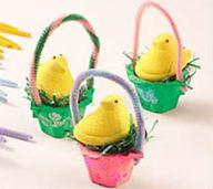 PEEPS® Mini Spring Treat Basket