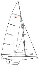 Star (keelboat).svg